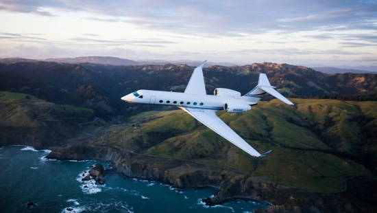 Gulfstream G550 Heavy Jet for purchase