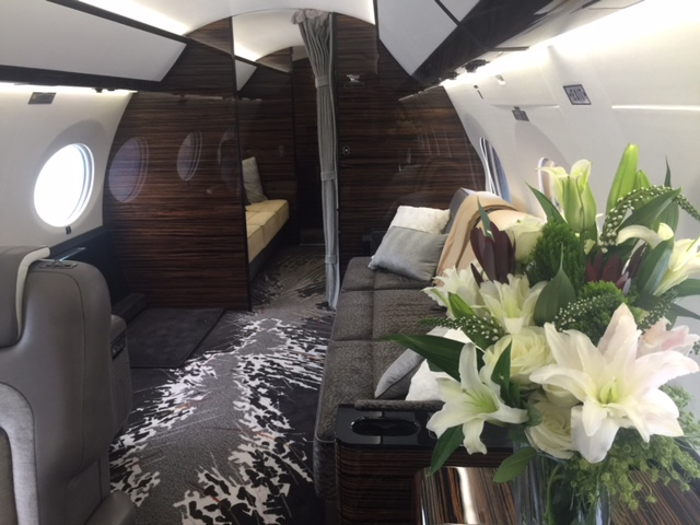 Flexjet Gulfstream G650