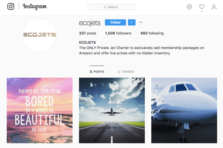 Ecojets jet card CEO accused of fraud