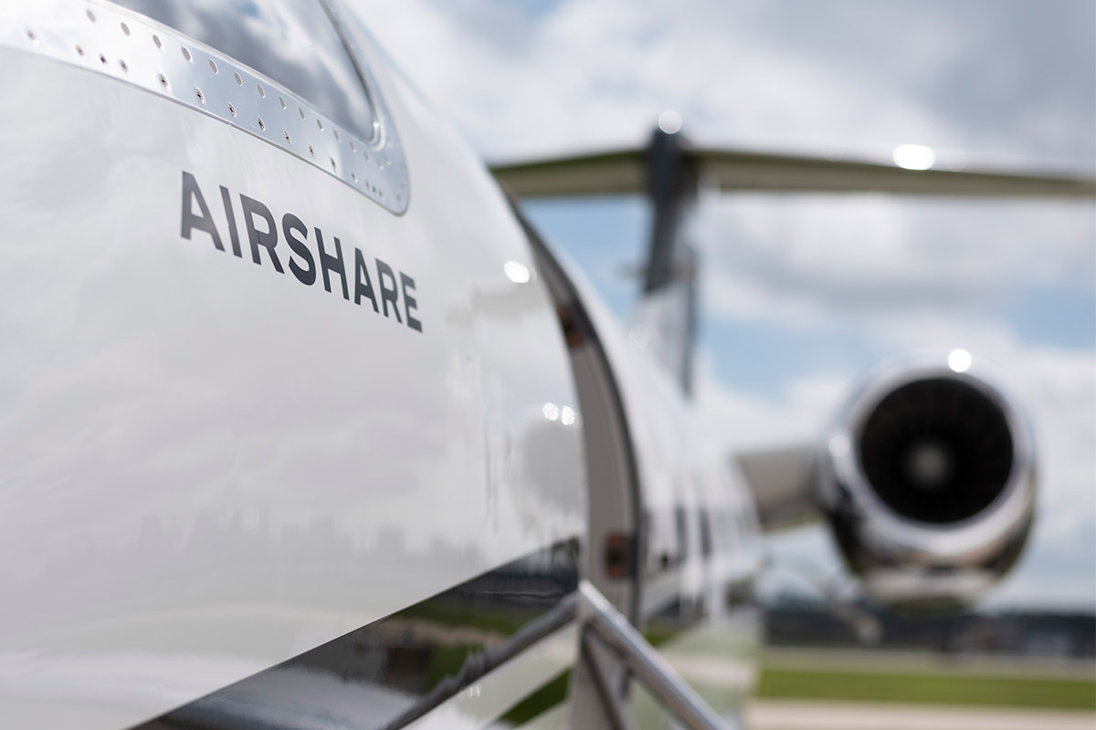 Airshare formerly Executive Airshare