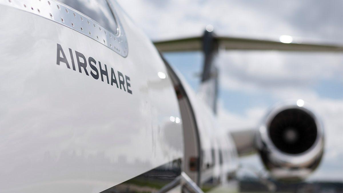 Airshare Phenom 300