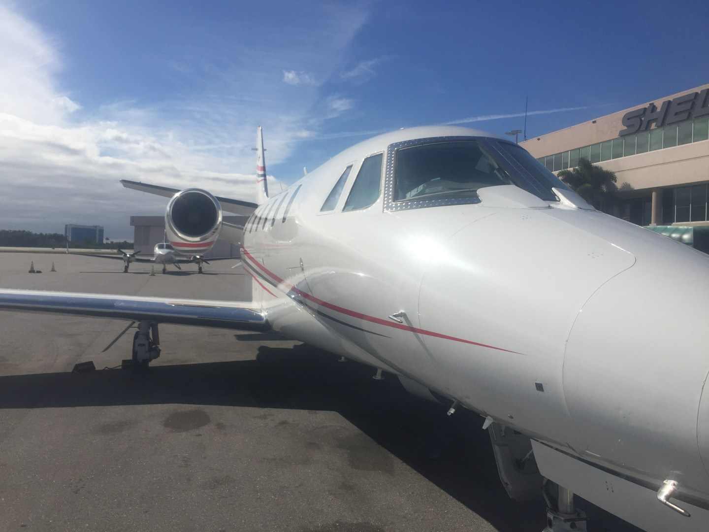 European private jet flights March 2019