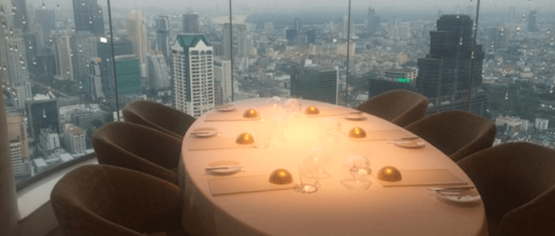 The Ultimate Restaurant Guide for Private Jet Travelers