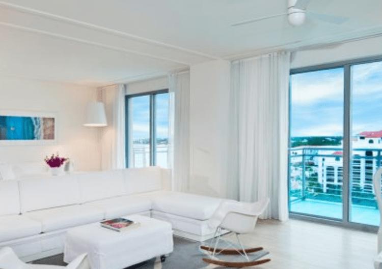 SLS Baha Mar suites