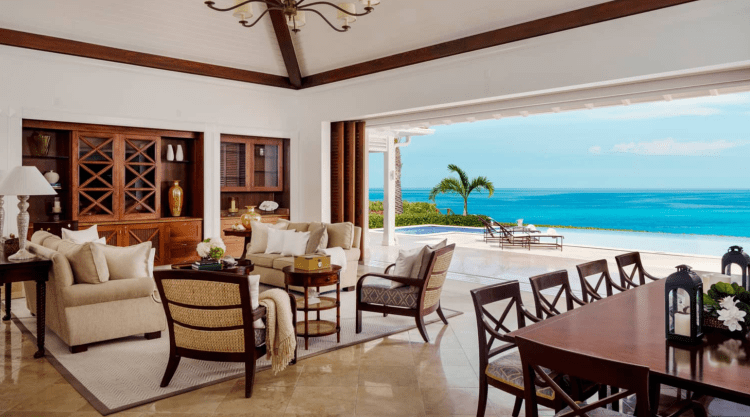 Four Seasons Ocean Club villas