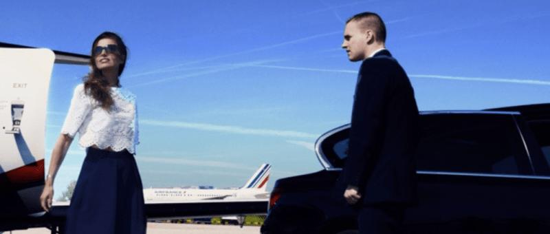 Air France private jet Wijet