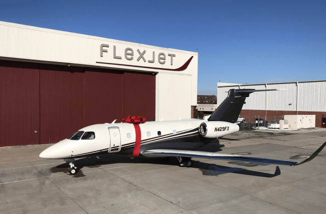 Flexjet jet card