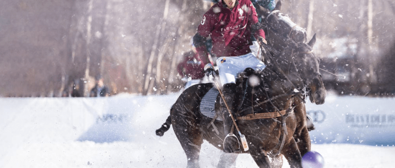 Flexjet Aspen Winter Polo