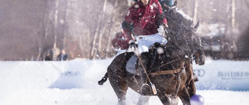 Flexjet Aspen Winter Polo