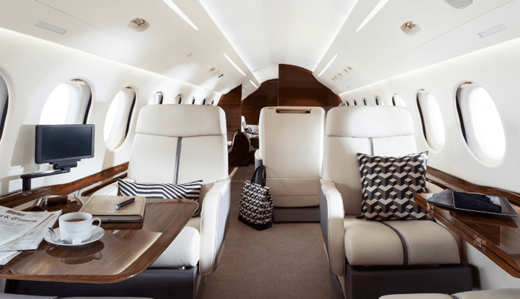 Dassault Falcon 7X price and range