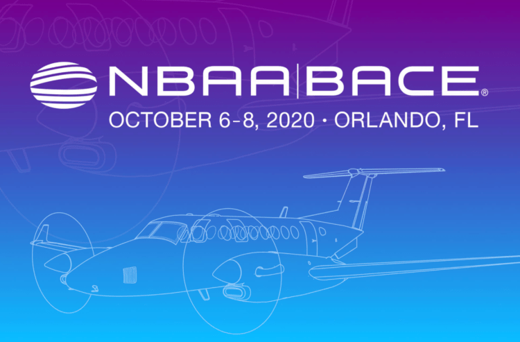 NBAA BACE annual conference 2020 Orlando