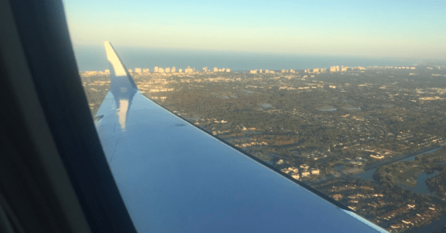 Concord Private Jet
