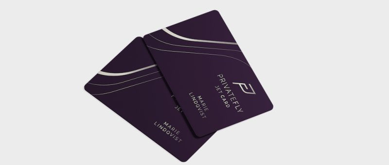 PrivateFly Jet Card