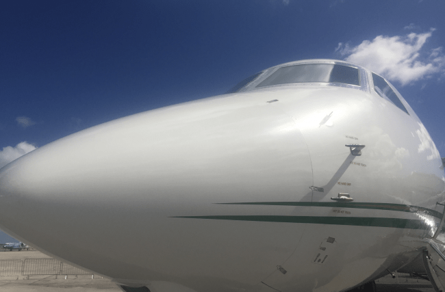 Labor Day private jet travel trends
