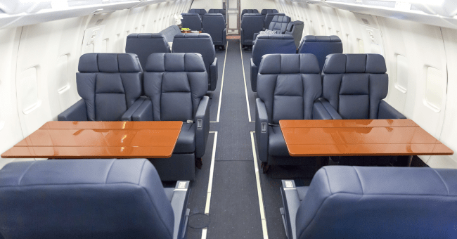 VIP Airliner Charter Guide