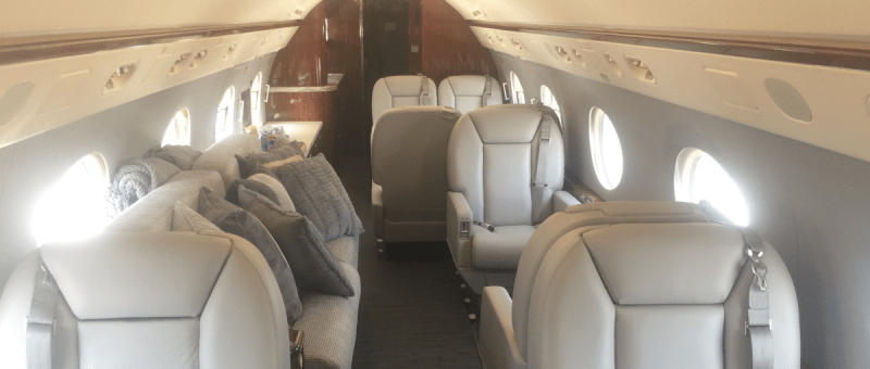 Thanksgiving private jet travel trends