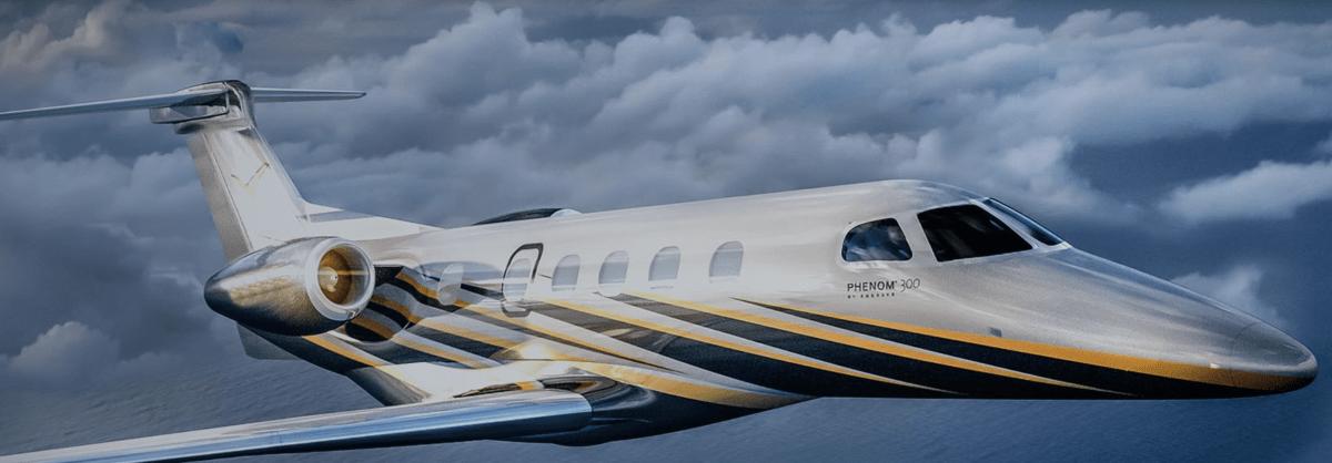 Elite Jets Phenom 300