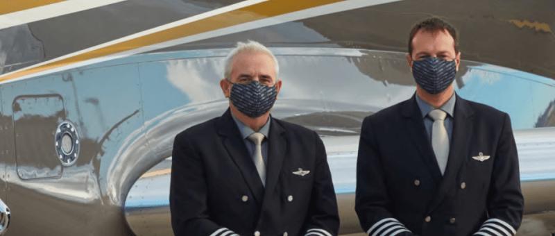 Flexjet pilots