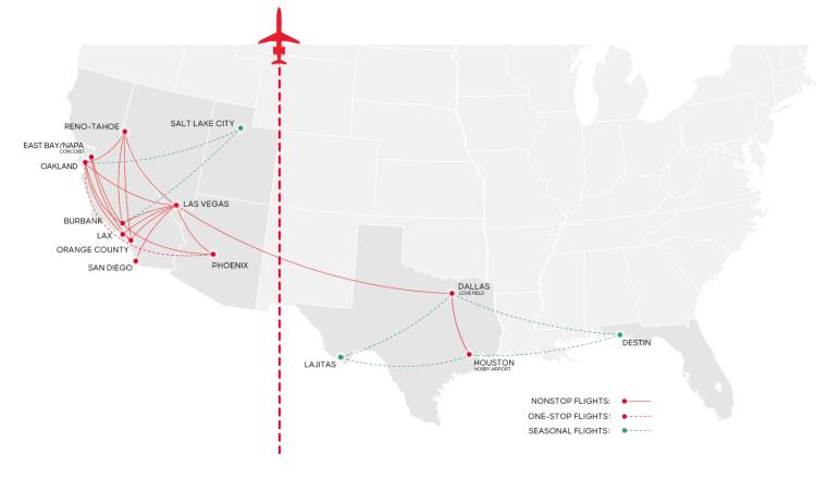 JSX Route Map