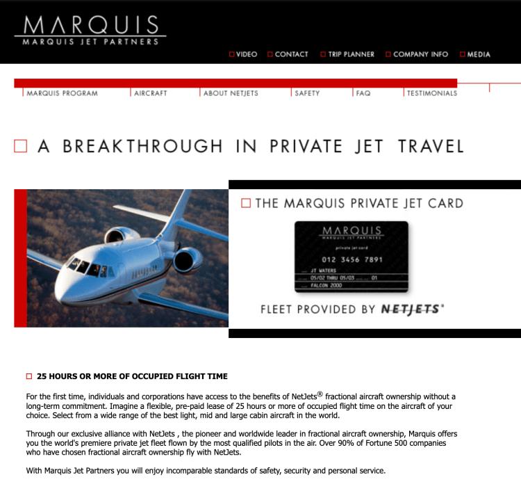 Marquis Jet Partners