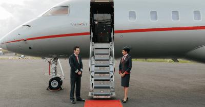 vistajet netjets private jet charter