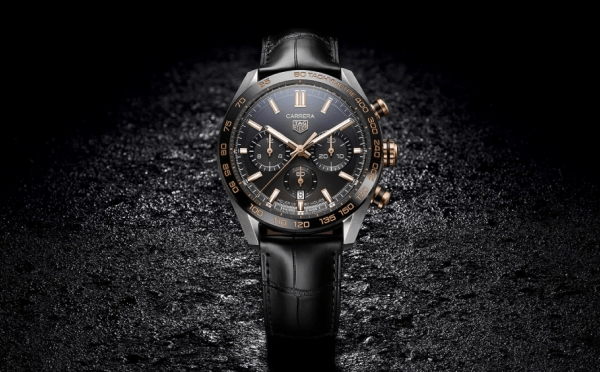 TAG Heuer's New and Improved Carrera Chronograph