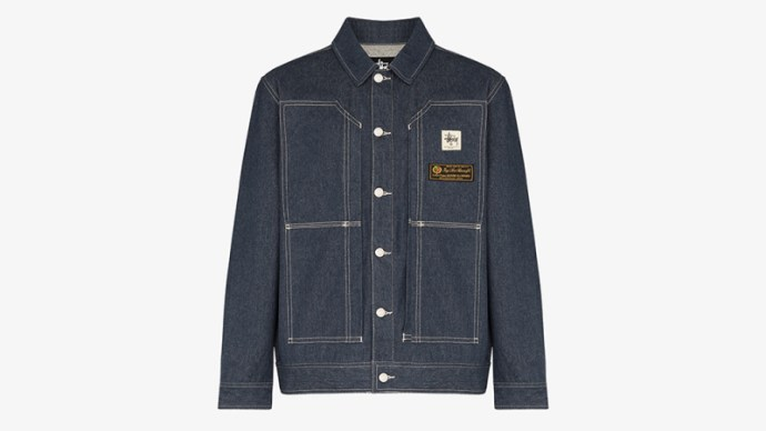 1017 Alyx 9SM x Stüssy Denim Jacket