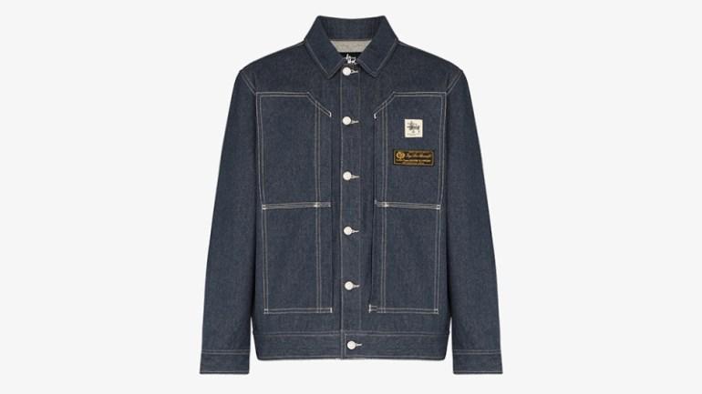 1017 Alyx 9SM x Stüssy Denim Jacket