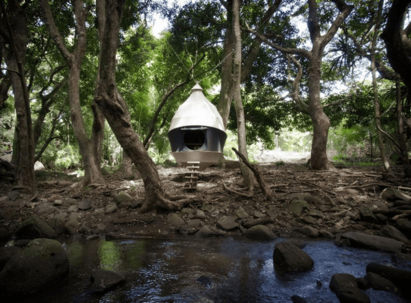 'The Seedpod': An ideal floating micro resort for your post-quarantine escapades