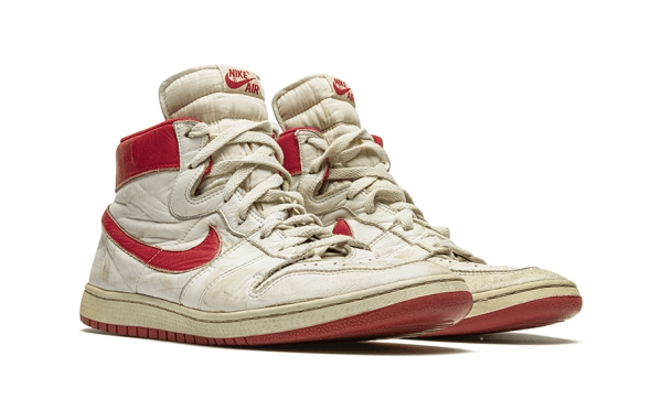 Rare Air: 11 Pairs of Michael Jordan's Game-Worn Sneakers Are Headed to Auction