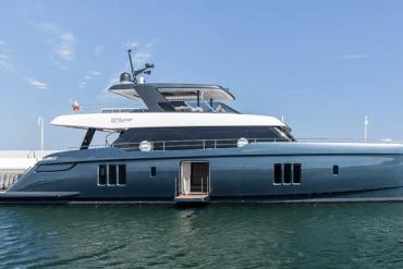 Rafael Nadal Just Received His Ultra-Modern Custom Sunreef 80 Power Catamaran