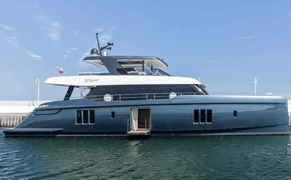 Rafael Nadal Just Received His Ultra-Modern Custom Sunreef 80 Power Catamaran