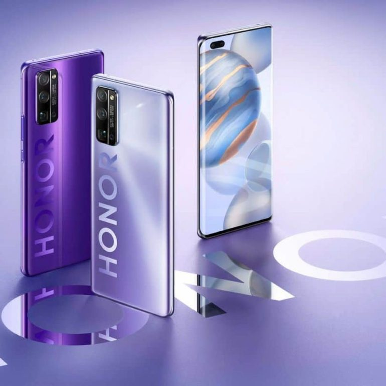 Honor 30, 30 Pro and Pro+