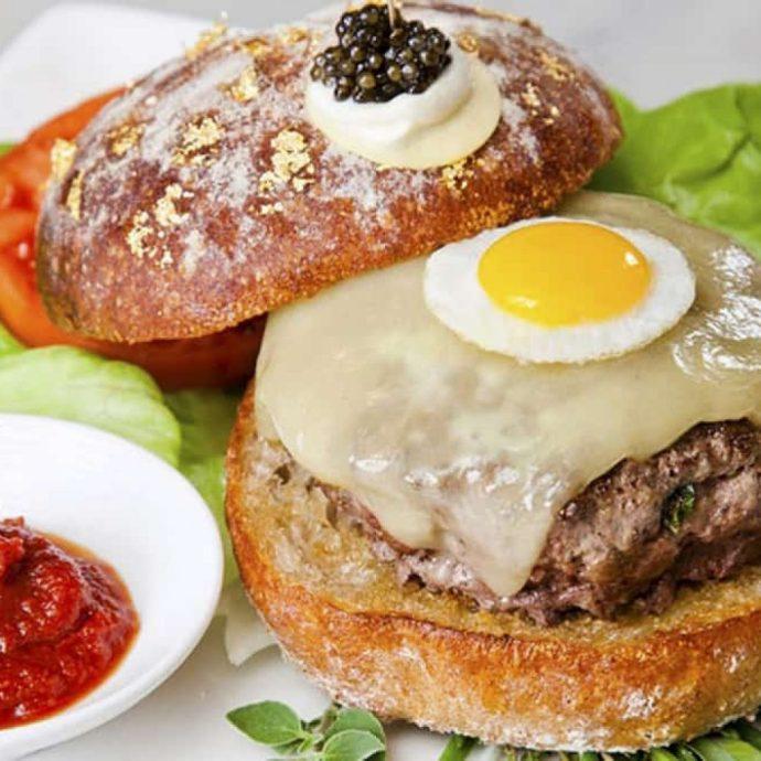 Le Burger Extravagant – $295