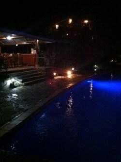 Luna Nueva poolside