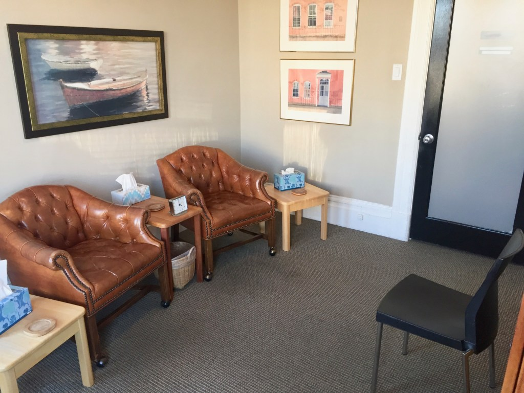 therapy office part time sublet