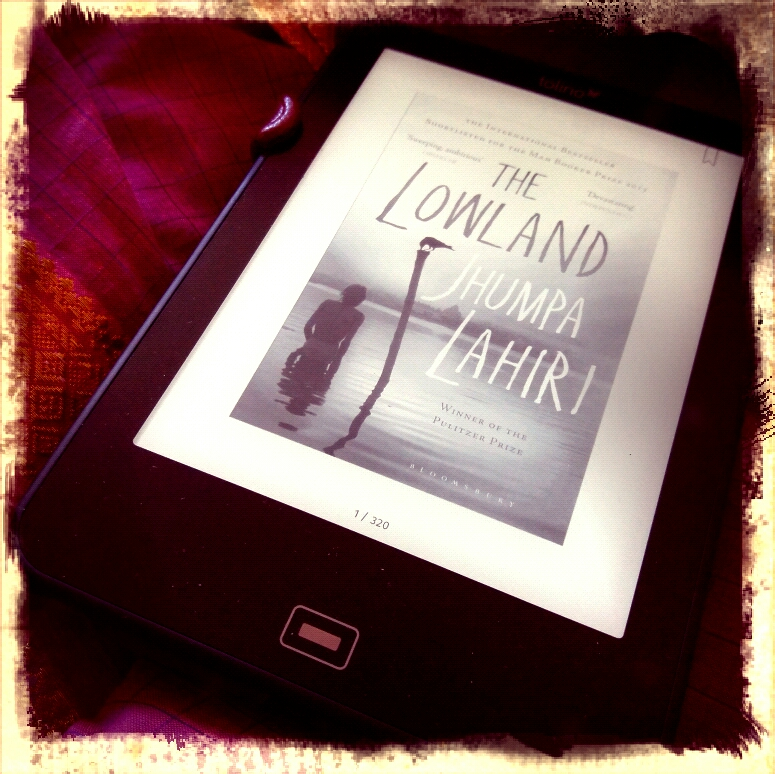 Jhumpa Lahiri: The Lowland