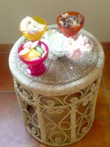 Candy bar enfants