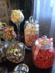 idée Candy bar