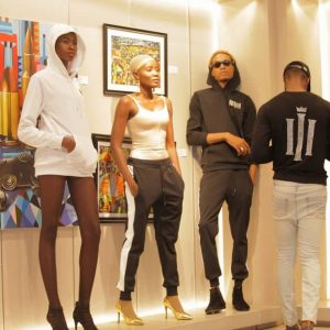 hatta wale's reign album merchandise pop up shop