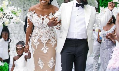 Celeb Wedding: Sarkodie, Dumelo, Becca, And Other Celebrities Who Got Married In 2018