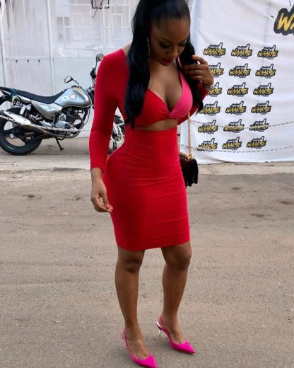 Video: My sexy 'body' is not Artifcial, I have put on weight - Sadra Ankobiah