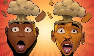 Davido ft Chris Brown - Blow my mind: Davido and Chris Brown collaborates on a new song titled 'blow my mind'