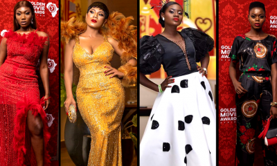 Photos: How your favourite celebrities rocked the 2019 Golden Movie Awards red carpet