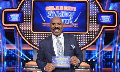 Steve Harvey brings 'Family Feud' to Ghana and South Africa.