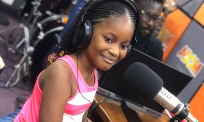 Video: Meet 6-year-old girl who can sing most of Shatta Wale's songs