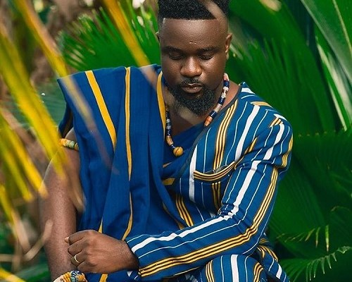 Learn Sarkodie Biography, his awards and how his music career begun