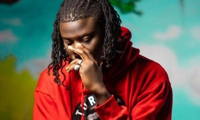 Stonebwoy - Anloga Junction; Great International album - for the Grammys!