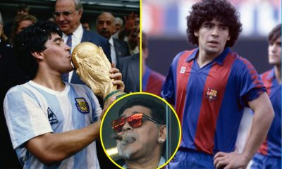 Diego Maradona: Argentina Legend has passed away