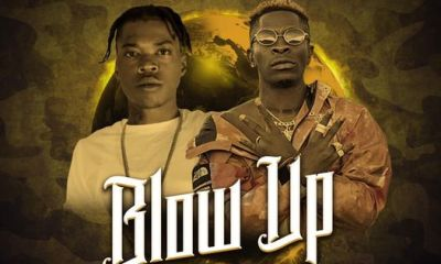 Shatta Wale - blow up ft Skillibeng : Stream new song off 'Gift of God' album